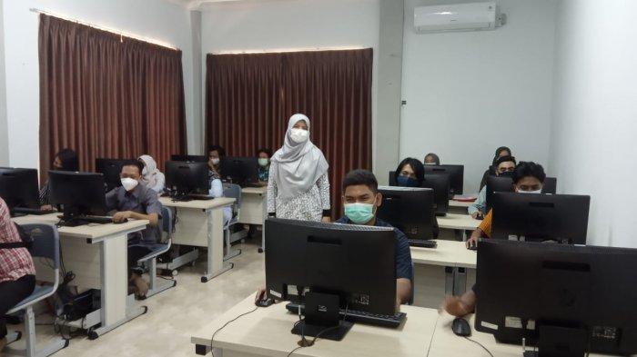 Disnaker KUKM Belitung Timur Gelar Pelatihan Desain Grafis untuk 16 Warga Desa Mekar Jaya