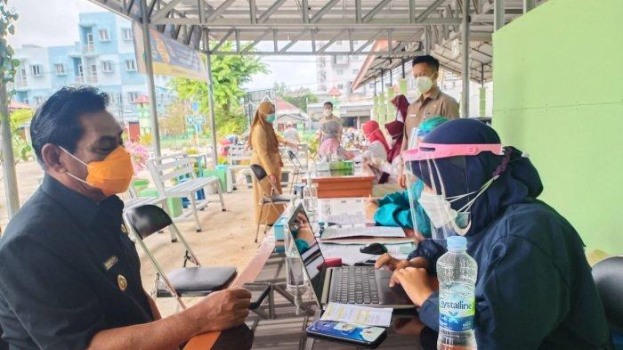 Bupati Belitung: Kalau Tidak Mau Divaksin Sinovac, Tetap Harus Taati Prokes