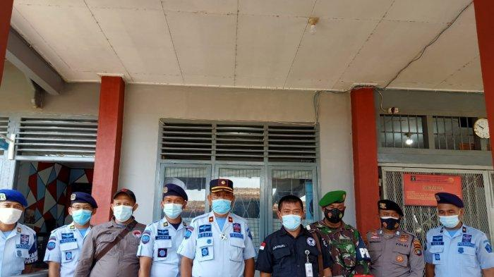 Kalapas Pimpinan Tim Gabungan, Geledah Blok dan Kamar Hunian Lapas Tanjungpandan