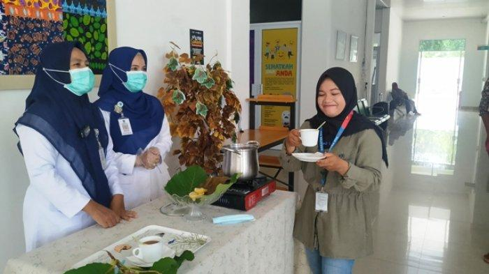 WIKI Belitung - Ramuan Seleraja ala Puskesmas Tanjung Binga, Minuman Herbal Nikmat Kaya Manfaat