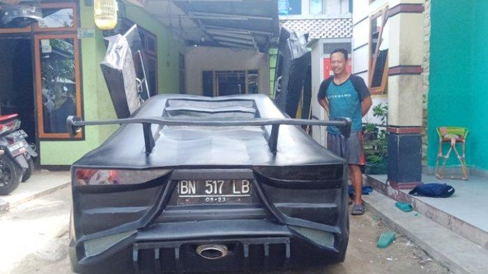Herman Permak Sedan Miliknya Jadi Lamborghini, Masih Belum Selesai, Tapi Sudah Ditawari Barter