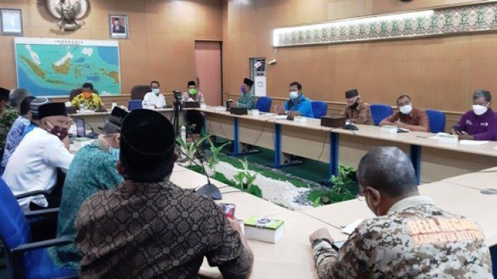 Forkopimda Sepakat THM di Kabupaten Belitung Tutup Selama Ramadhan
