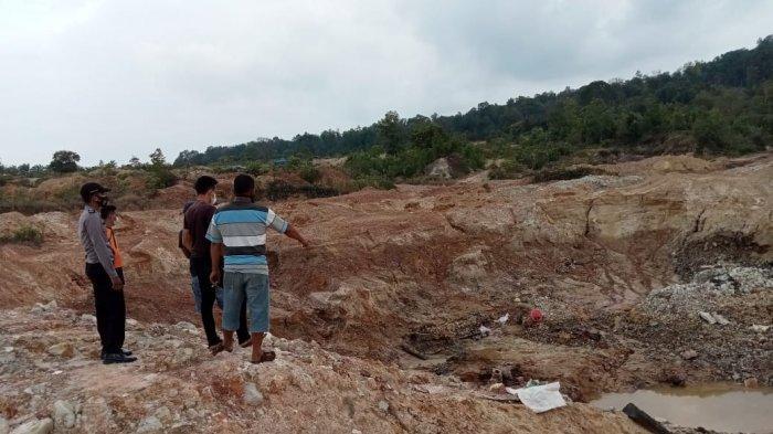 BREAKING NEWS: Lagi, Penambang Timah Tewas ! Tertimbun Longsoran Tanah dan Batu
