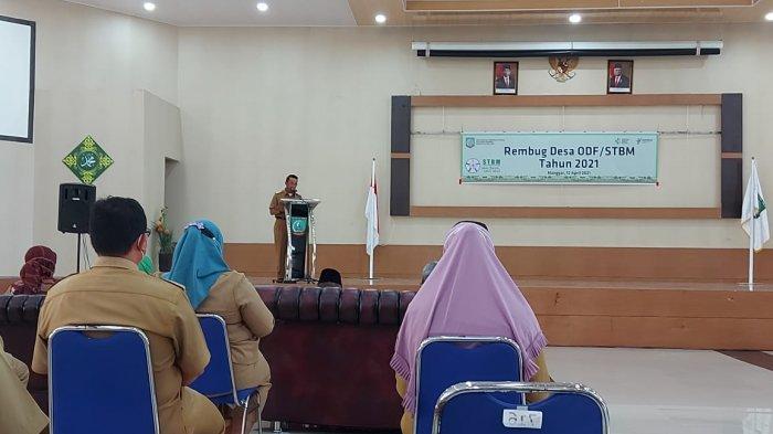 15 Desa di Belitung Timur Belum Berstatus ODF, Bupati Minta Tahun Ini Beres !