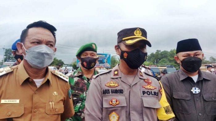 Bupati Burhanudin Tak Tolerir Judi Togel, THM Juga Wajib Tutup Selama Ramadhan