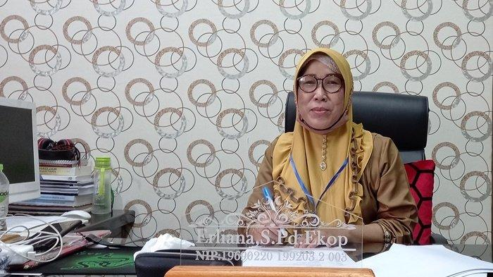 30 Siswa SMKN 1 Tanjungpandan Ikuti UTBK SBMPTN UBB