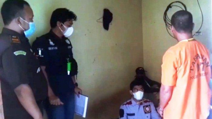 Jaksa Lihat Gambaran Pembunuhan Berencana Usai Tonton Reka Ulang Pembunuhan di Aik Ketekok