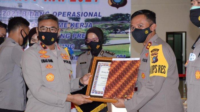 Polres Belitung Timur Jadi yang Terbaik di Bangka Belitung, Dapat Penghargaan dari Polda