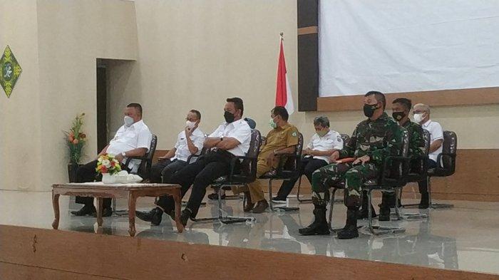 Presiden Jokowi Bertemu Bupati Belitung Timur Lewat Daring, Pesankan Tiga Hal Ini
