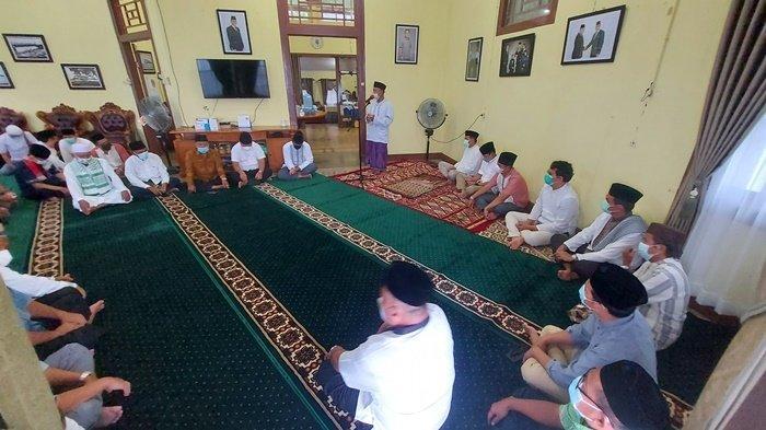 Bupati Buka Safari Ramadan 1442 Hijriah di Belitung Timur