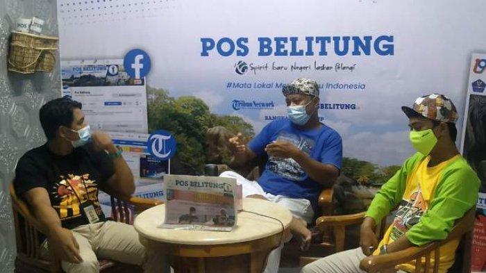 Kurir Langit, Si Pengantar Titipan Sahabat Langit, Komunitas Sepeda Penebar Kebaikan di Belitung