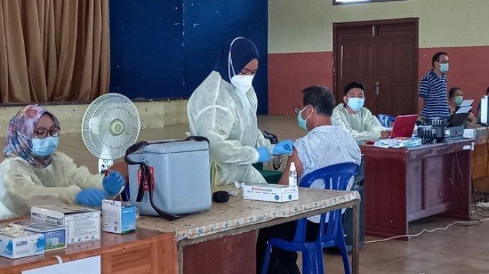 Pengurus Masjid Akan Divaksin, Dinkes Belitung Masih Tunggu Data dari DMI Kabupaten