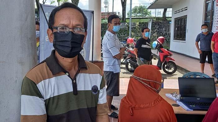 Dinkes Belitung: Tidak Ada Keluhan Dari Pedagang yang Sudah Divaksin