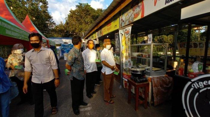 17 Lapak Ramaikan Festival Kuliner Ramadhan di Belitong Foostreet