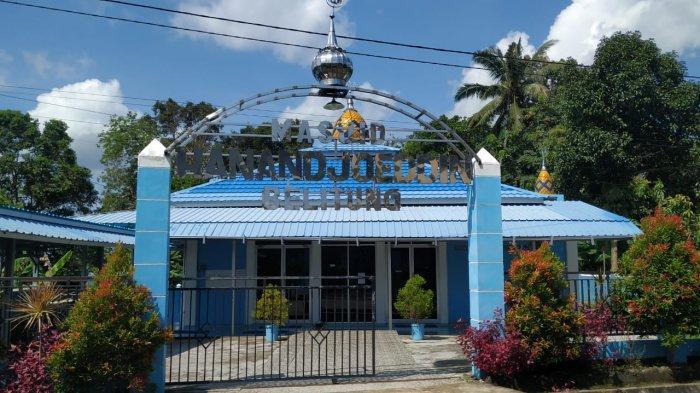 Mengenal Masjid Hanandjoeddin di Belitung, Ini Dia Sejarahnya