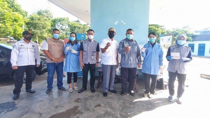 Bupati Burhanudin Tepuk Tangan Karena 54 Sampel Takjil di Belitung Timur Bebas Bahan Berbahaya