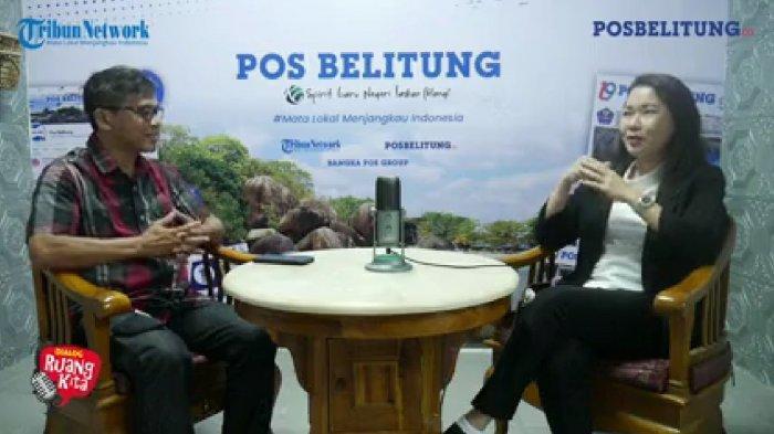 Kartini Masa Kini: Kisah Vina Cristyn Ferani Pebisnis dan Politisi Perempuan Belitung
