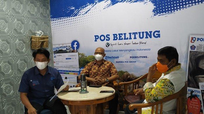 Geopark Belitong Menjadi Jalan Tengah Antara Konservasi dan Menyejahterakan Masyarakat