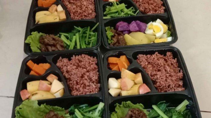 Punya Menu Nasi Bento yang Variatif, Allyea Chechylea Juga Punya Menu Sehat Buat yang Program Diet