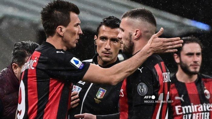 Hasil Lengkap Liga Italia, Atalanta Gagal Geser AC Milan di Klasemen Serie A, Napoli Bantai Lazio