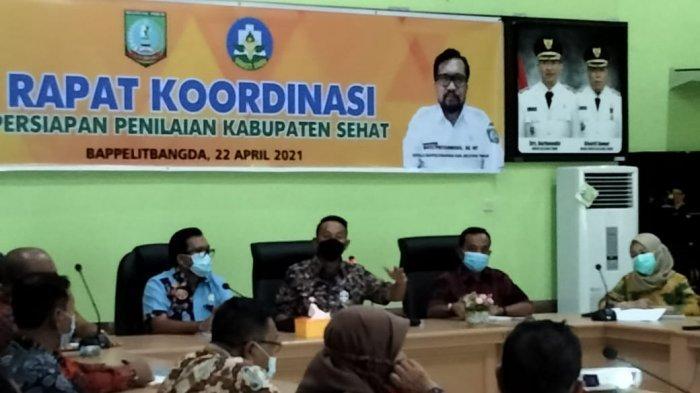 Target Tercapai Tahun Ini, Demi Raih Status Kabupaten Sehat, Pemkab Belitung Timur Lakukan Upaya Ini