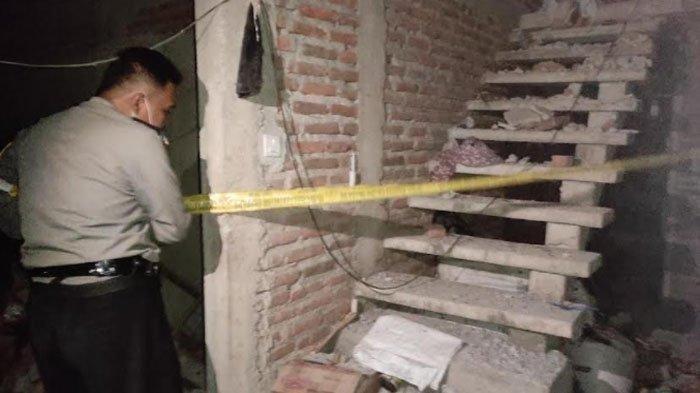 Petasan yang Diracik Tiba-tiba Meledak, Kakak Beradik Tewas, Tubuh Korban Terlempar ke Atap Rumah