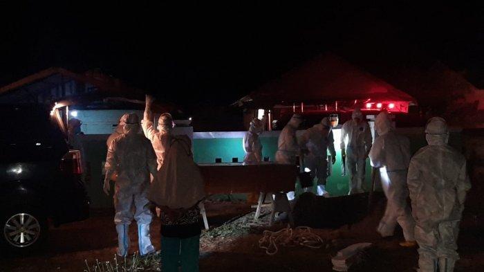 BPBD Makamkan Warga Manggar Meninggal di Ruang Isolasi Covid-19, Kematian ke-12 di Belitung Timur