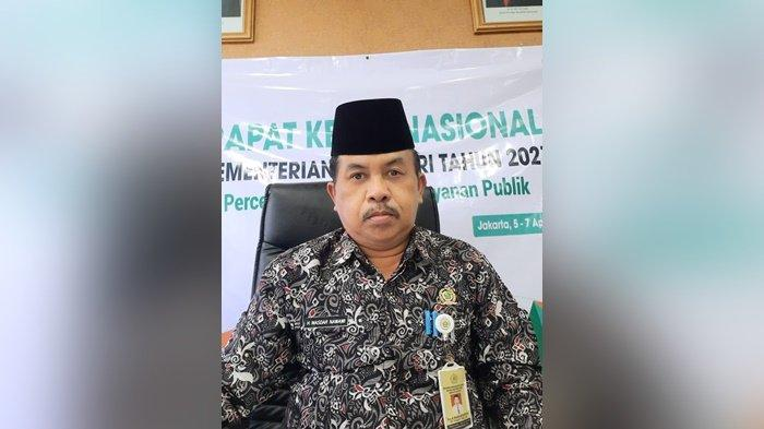 Jelang Idul Fitri, Kepala Kemenag Belitung Ingatkan Umat Membayar Zakat