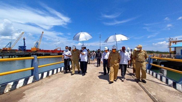 Pelabuhan Tanjung Ru Dikelola BUP, Sanem Berharap Jadi Sumber PAD