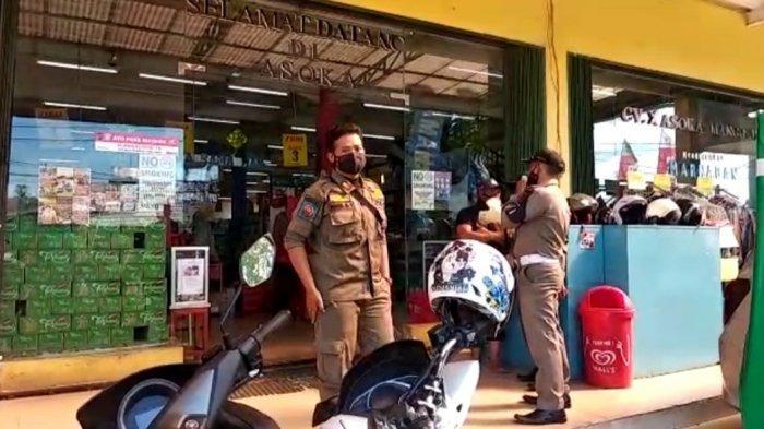 Jelang Idul Fitri 1442 H, Bupati Belitung Timur Instruksikan Satpol PP Tertibkan Kerumunan