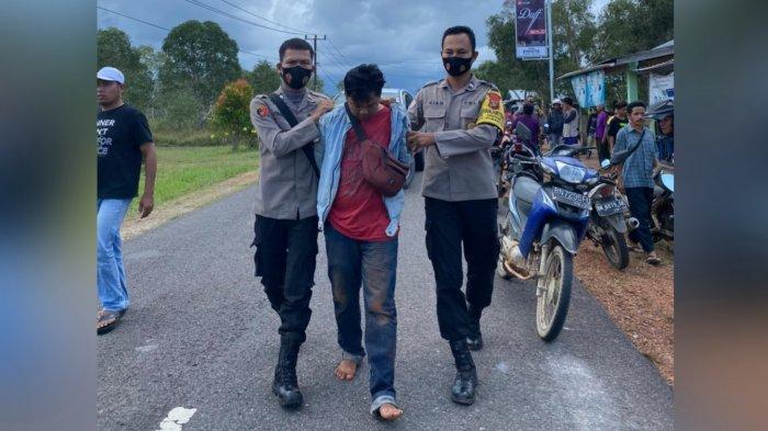 Nekat Jambret Kalung Emas di Belitung Timur, Warga Bojonegoro Digebuki Massa