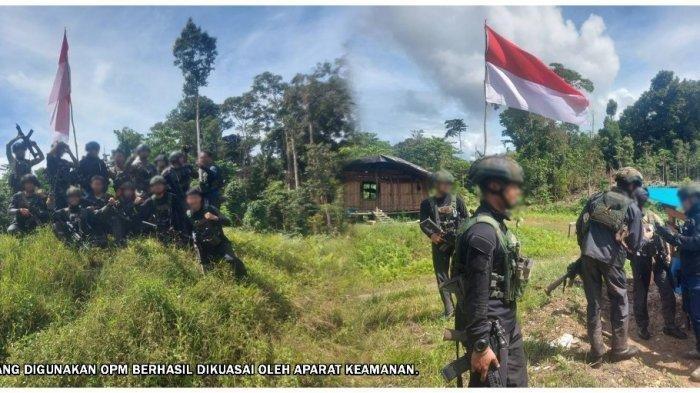 Kembali Berulah, KKB Papua Bakar Puskesmas dan Sekolah, OPM Ancam Warga Pendatang
