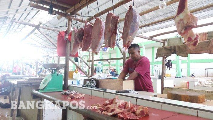 Awas ! Harga Daging Sapi Bisa Tembus Rp200 Ribu, Begini Kondisinya Saat Ini di Belitung Timur
