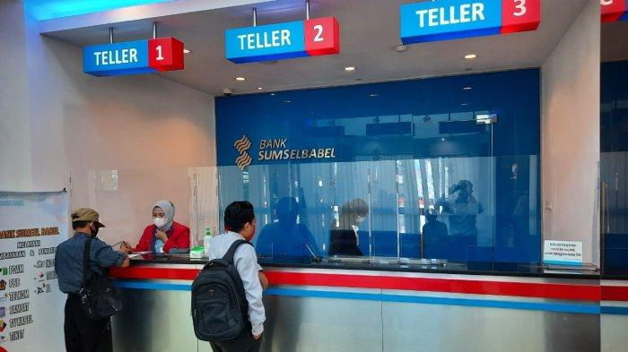 Bank SumselBabel Siapkan Rp3,5 Miliar untuk Penukaran Uang Baru, Ada Nominal Rp75 Ribu