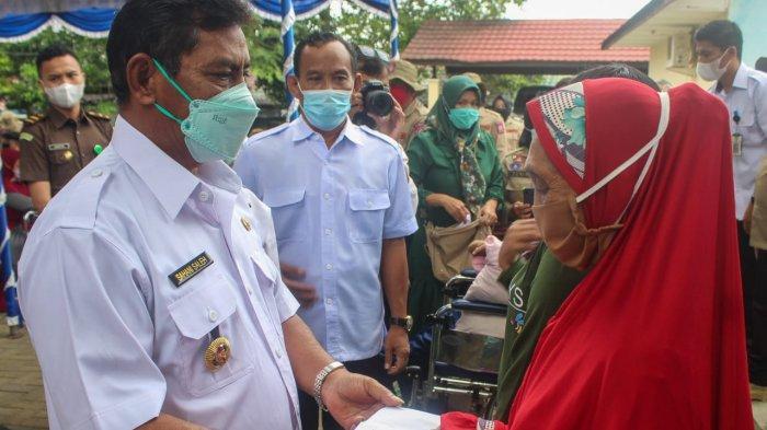 Kalau Lihat Orang Membutuhkan, Bupati Belitung Sebut Sampaikan ke Dinas Sosial