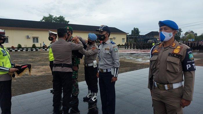 Polres Belitung Timur Terjunkan 56 Personel pada Operasi Ketupat Menumbing 2021, Ini Sasarannya