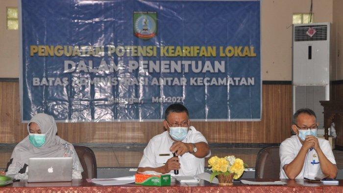 Dukun Punya Peran Tentukan Batas Wilayah, Wabup Khairil : Junjung Tinggi Kearifan Lokal