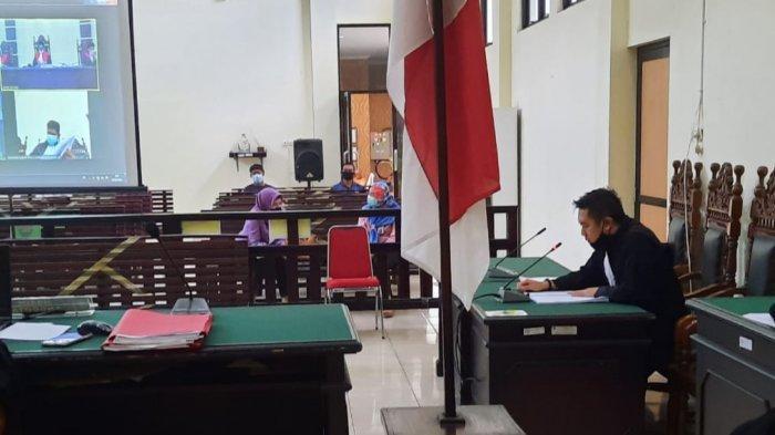 Kasus Tipikor APBDes Selat Nasik, Mantan Bendara Desa Selat Nasik Dituntut Lima Tahun Penjara