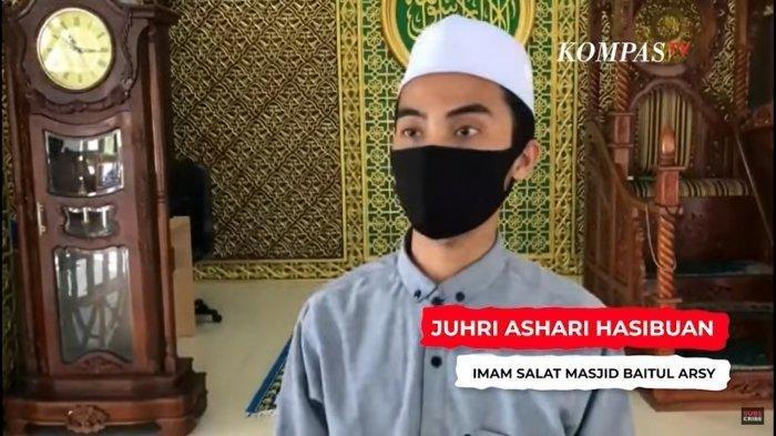 Imam Masjid Ditampar di Pekanbaru Riau, Ternyata Ini Alasan Pelaku Menampar Juhri Ashari Hasibuan