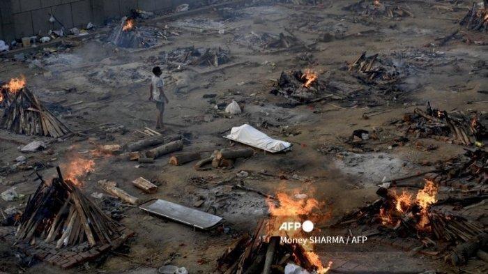 Kasus Covid-19 di India Menggila Karena Pelonggaran Prokes saat Perayaan Keagamaan