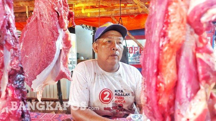 Keluhan si Penjual Daging Sapi, Rakib: Kita Bukan Jual Mahal