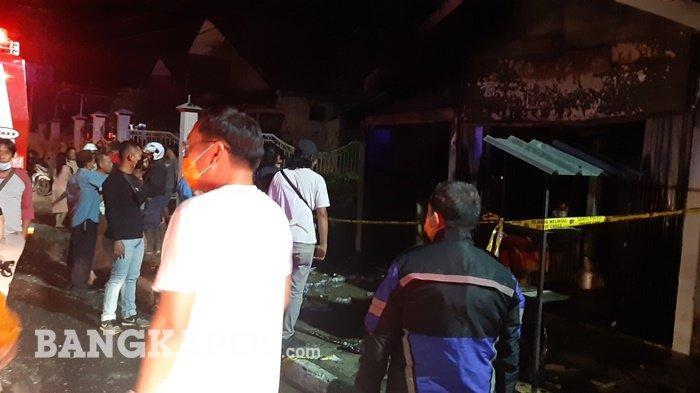 BREAKINGNEWS- Wakil Bupati Belitung Kaget Lihat Api