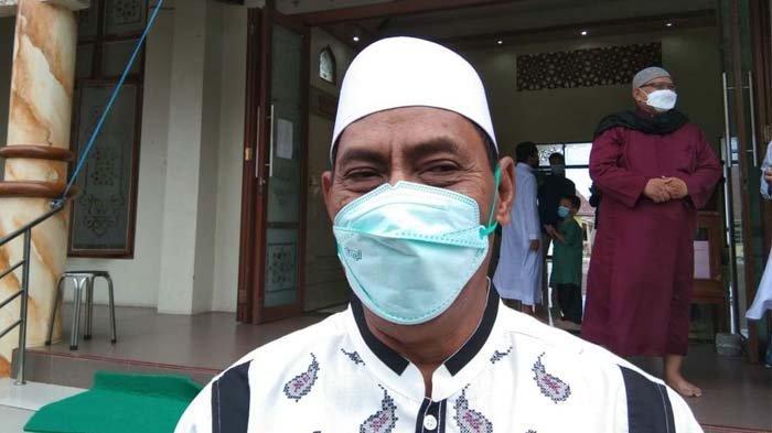 H Sahani Saleh, Bupati Belitung.