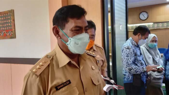 Angka Kasus Aktif Covid-19 di Belitung Tembus 1.000, Bupati Belitung Tetapkan Lockdown
