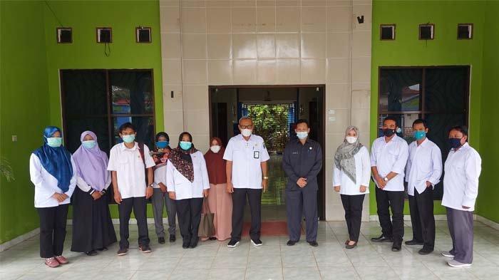 DPK Belitung Belajar Kearsipan ke Dinas Perpustakaan Belitung Timur