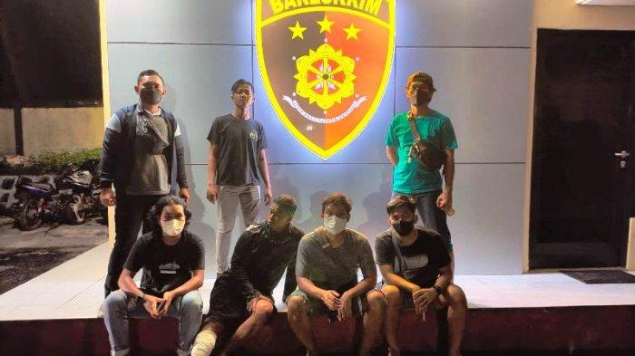 Pencuri Tas Berisi Rp 40 Juta di Belitung Ditembak Polisi,Kejahatan Harun Terungkap Usai Jual HP