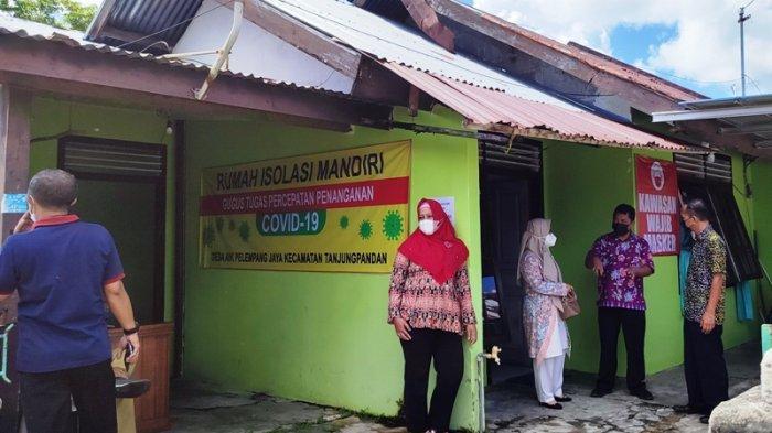 Update Covid-19 Belitung, Ada 126 Orang Hari Ini Jalani Isolasi