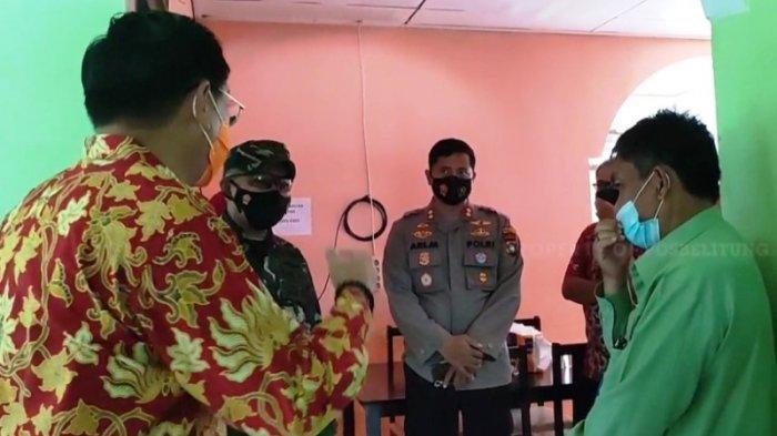 Update Covid-19 Belitung, 12 Orang Hari Ini Terpapar Covid-19, Total Mencapai 2.375 Orang