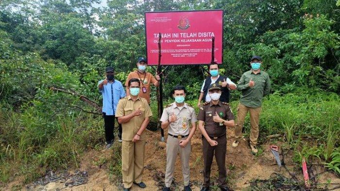 Kejagung Sita Delapan Aset Tanah Tersangka Korupsi PT Asabri Heru Hidayat di Belitung