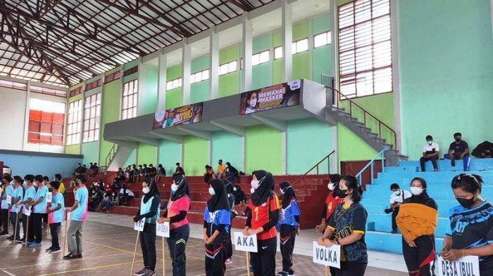 Kejuaraan Bola Voli Piala Gubernur 2021 Ajang Bangkitkan Gairah Olahraga Prestasi